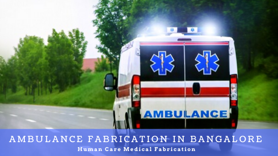 ambulance fabrication in mumbai